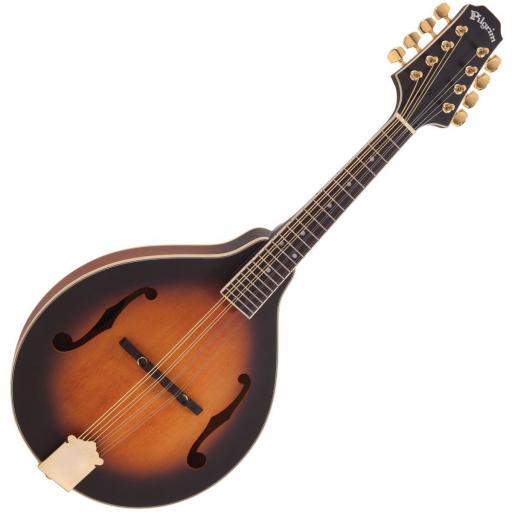 Pilgrim Redwood Series VPMA30 A-Style Mandolin
