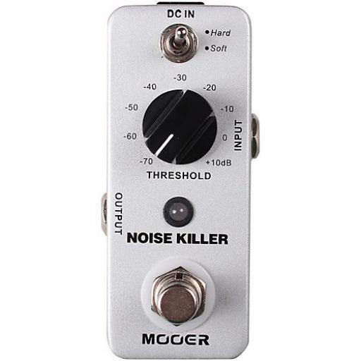 Mooer MNG1 Noise Killer - Noise Gate