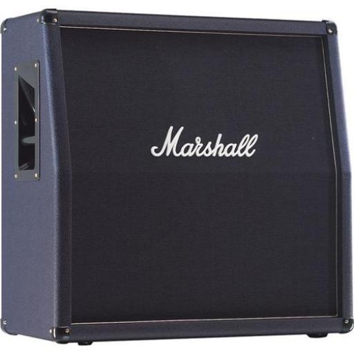 Marshall 425A BL Vintage Modern 4x12 Angled Cabinet