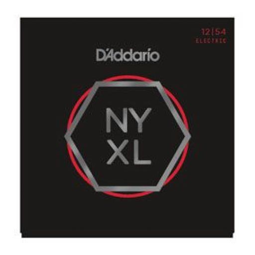 D'addario NYXL1254 Guitar Strings 12-54