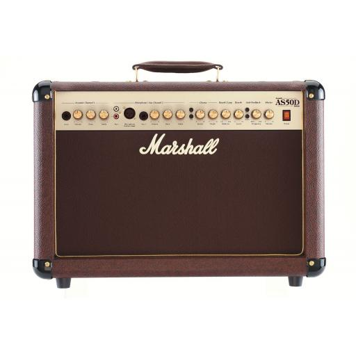 Marshall AS50D 2x8 Acoustic Combo