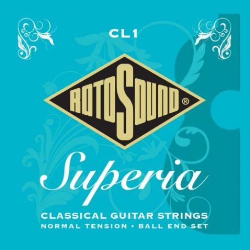 Rotosound Superia Nylon Classical CL1 28/42