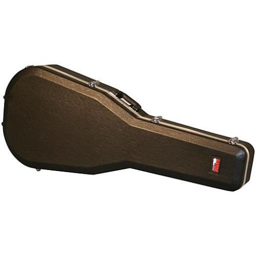 Gator Dreadnought - Deluxe Molded Hard Case