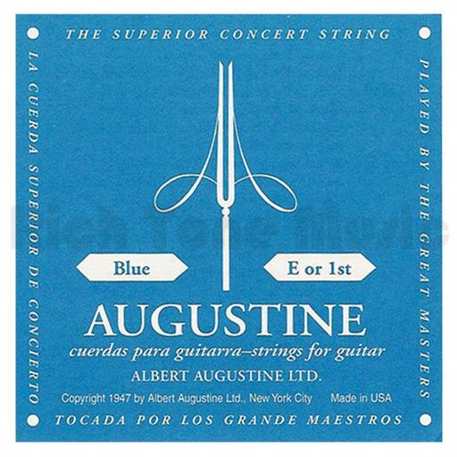 Augustine High Tension Nylon Classic / Blue