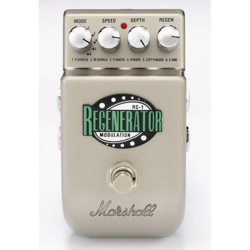 Marshall RG-1 Regenerator Pedal