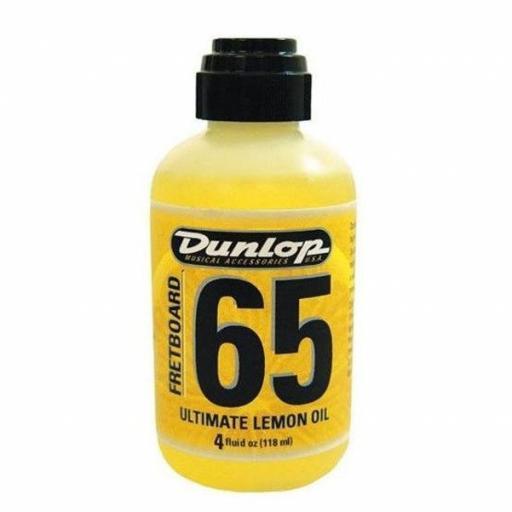Dunlop 65 - Ultimate Lemon Oil Fretboard Cleaner