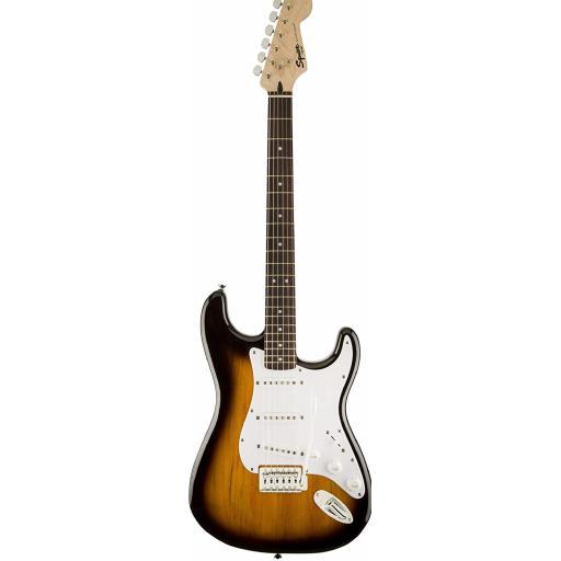 Fender Squier Bullet Strat Brown Sunburst