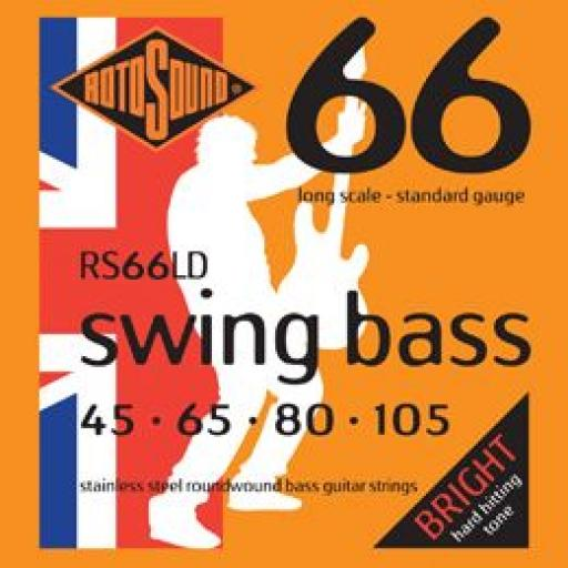 Rotosound Swing Bass RS66LD 45-105