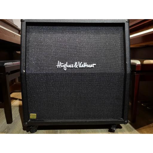 Hughes & Kettner VC412 A25 - 4 x 12 Guitar Cabinet
