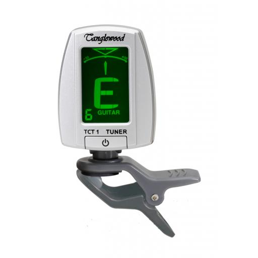 Tanglewood TCT-1 - Clip-On Tuner