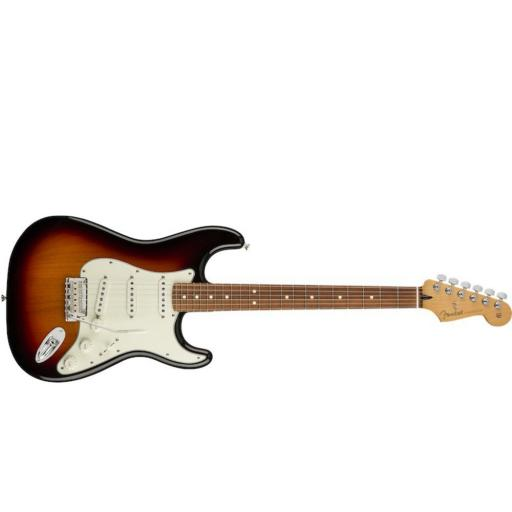 Fender Player Stratocaster - 3-Colour Sunburst