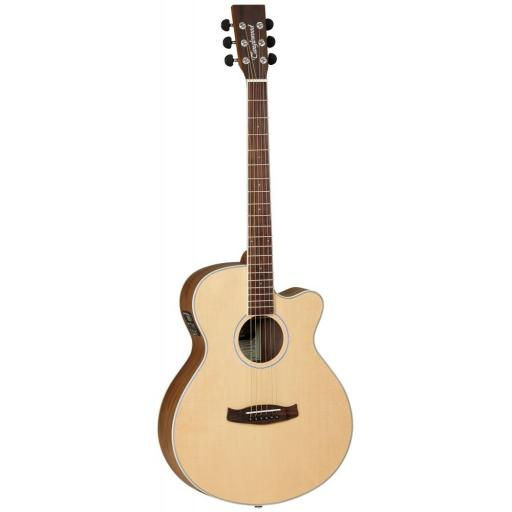 Tanglewood - DBT SFCE BW - Electro-Acoustic