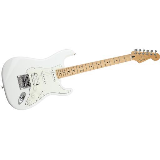 Fender Player Stratocaster - Polar White with Maple Neck