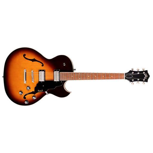 Guild I SC Electric Guitar in Antique Burst